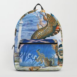 THE WATER DRAGON Backpack