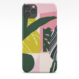 Tropical West iPhone Case