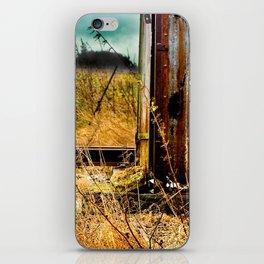 The Rail iPhone Skin