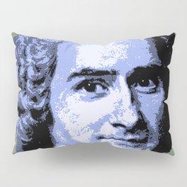 Jean-Jacques Rousseau Pillow Sham