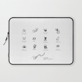 Love is Laptop Sleeve