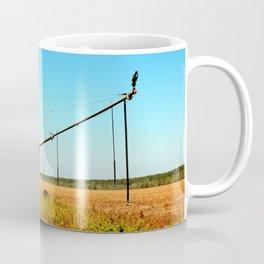 Crop Irrigation Coffee Mug