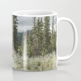 Alberta Wilderness Landscape Photograhy | Elk | Wildlife | Animal Coffee Mug