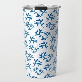 Seaweed Pattern Travel Mug
