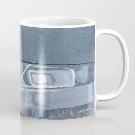 Abstraction 16 No. 6 by Kathy Morton Stanion Coffee Mug