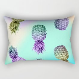 Pineapple Glow Rectangular Pillow