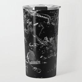 Tangled In Darkness Travel Mug