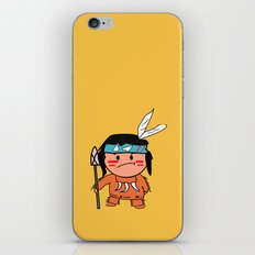 Little Red Indian iPhone & iPod Skin
