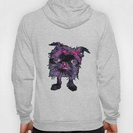 Lugga The Friendly Hairball Monster For Ghouls Hoody