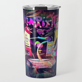 Marietta GA Popart by Nico Bielow Travel Mug