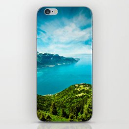 Lake Geneva iPhone Skin