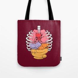 Anatomicat Tote Bag