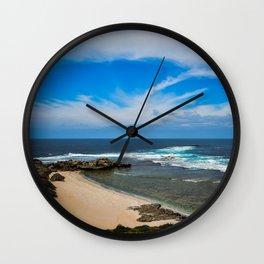 Rottnest Island Beach Wall Clock