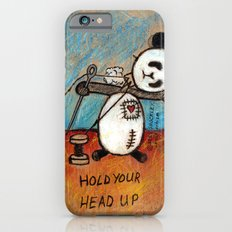 HOLD YOUR HEAD UP iPhone 6s Slim Case