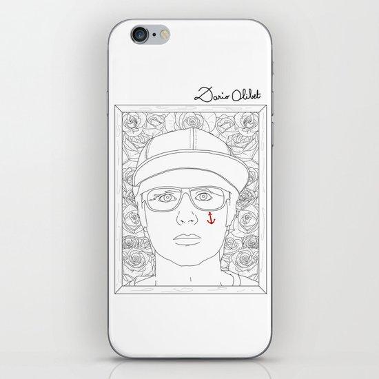 Autoportrait iPhone & iPod Skin