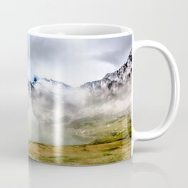 Lago Ercina in National park Picos de Europa Coffee Mug