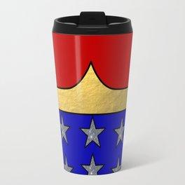 Wonder Hero Travel Mug