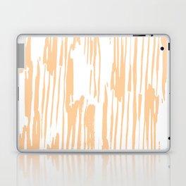 Modern Coral Stripes IV Laptop & iPad Skin