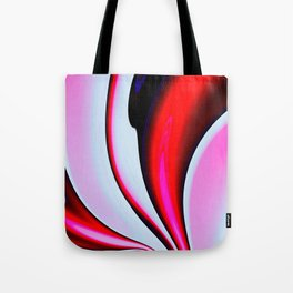 Abstract Fractal Colorways 02BPk Tote Bag