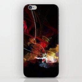 Mystic night iPhone Skin