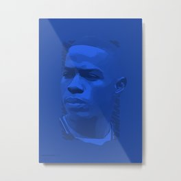 World Cup Edition - Maynor Figueroa / Honduras Metal Print