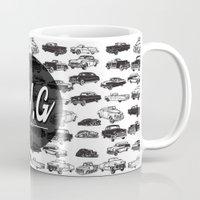 custom Mugs featuring Custom Gift by cynthiahtml