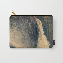 Barron Falls in retro style Carry-All Pouch
