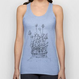 Treehouse Unisex Tank Top