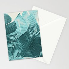Banana Palm Stationery Cards