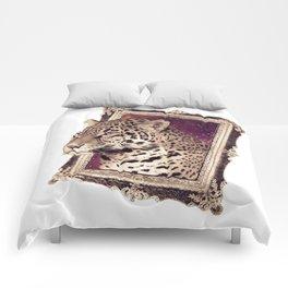 Space Jaguar Comforters