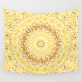 Kaleidoscope , mandala 14 Wall Tapestry