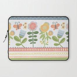 Spring Garden Baby Laptop Sleeve