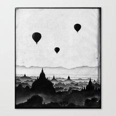 Aurora #2  (On Paper) Canvas Print