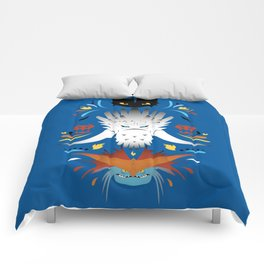 Trained Dragons Comforters