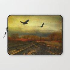Flight Of The Blackbirds Laptop Sleeve