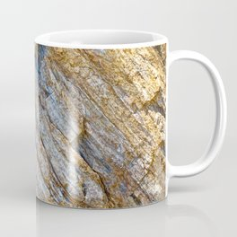 Stunning rock layers Coffee Mug