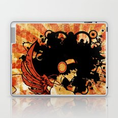Rebel Lady Laptop & iPad Skin