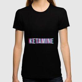 Ketamine   Psychedelic Drug K-Hole Gifts T-shirt