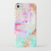 passion iPhone & iPod Cases featuring Passion by LebensART