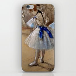 "Edgar Degas ""Dancer"" iPhone Skin"