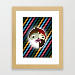 Timberjack Seasons Framed Art Print