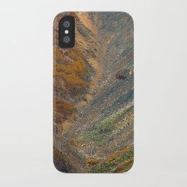 electric scree iPhone Case