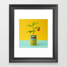 Grow your own Framed Art Print