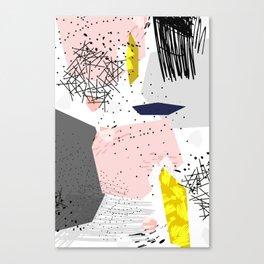 A Sympathetic Glance Canvas Print