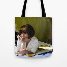 Mia, Pulp Fiction Tote Bag