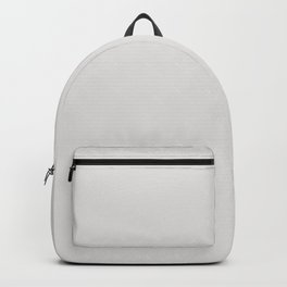 Creamy Tofu White 2018 Fall Winter Color Trends Backpack