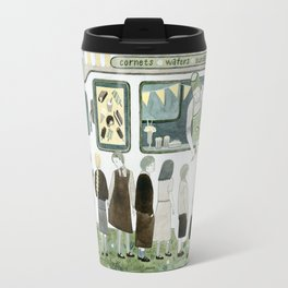 Ice Cream Queue Travel Mug