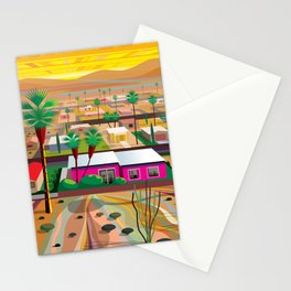 Twentynine Palms Stationery Cards