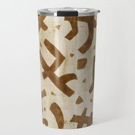 Tribal Travel Mug