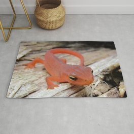 The Charismatic Newt Rug